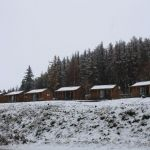 Ensuite Units in the Snow